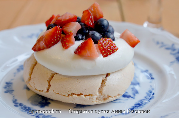 корзинки пирожные рецепт