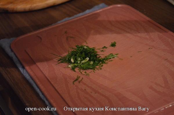 Пряное масло от Константина Вагу