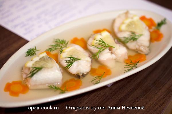 заливной судак заливной рецепты приготовления