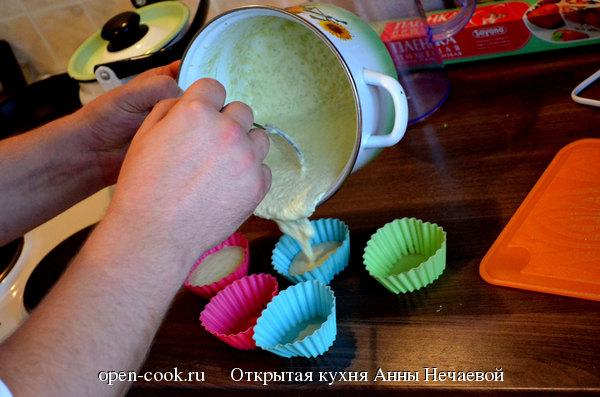 Домашнее мороженое с авокадо и лаймом от Константина Вагу