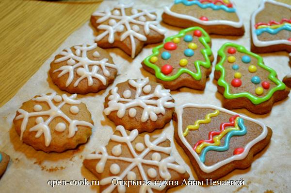 рецепт имбирного печенья которое долго хранится