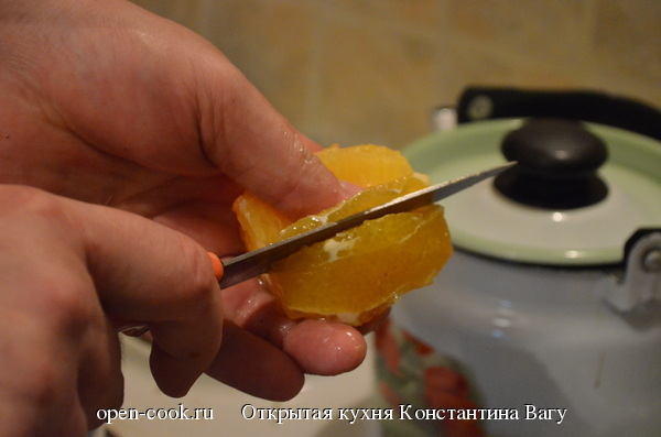 Апельсиновый соус