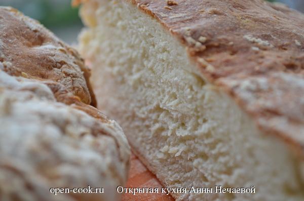 Домашний хлеб скорый