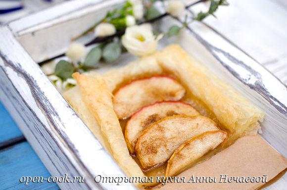 ленивый яблочный пирог пошаговый рецепт