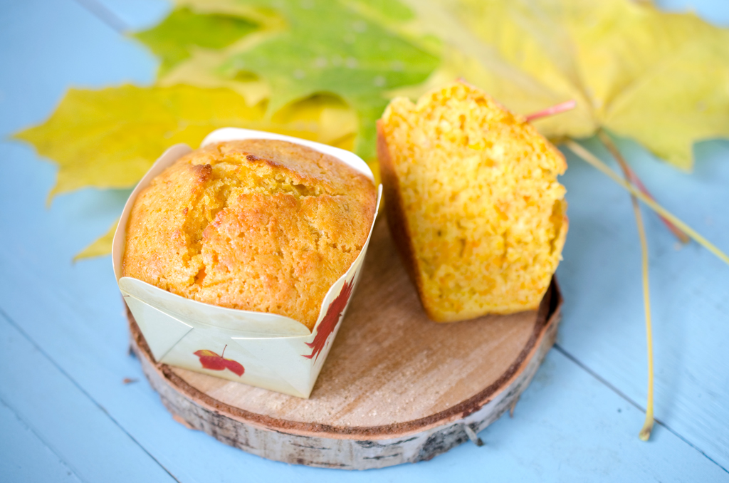Кекс с тыквой рецепт с фото в мультиварке