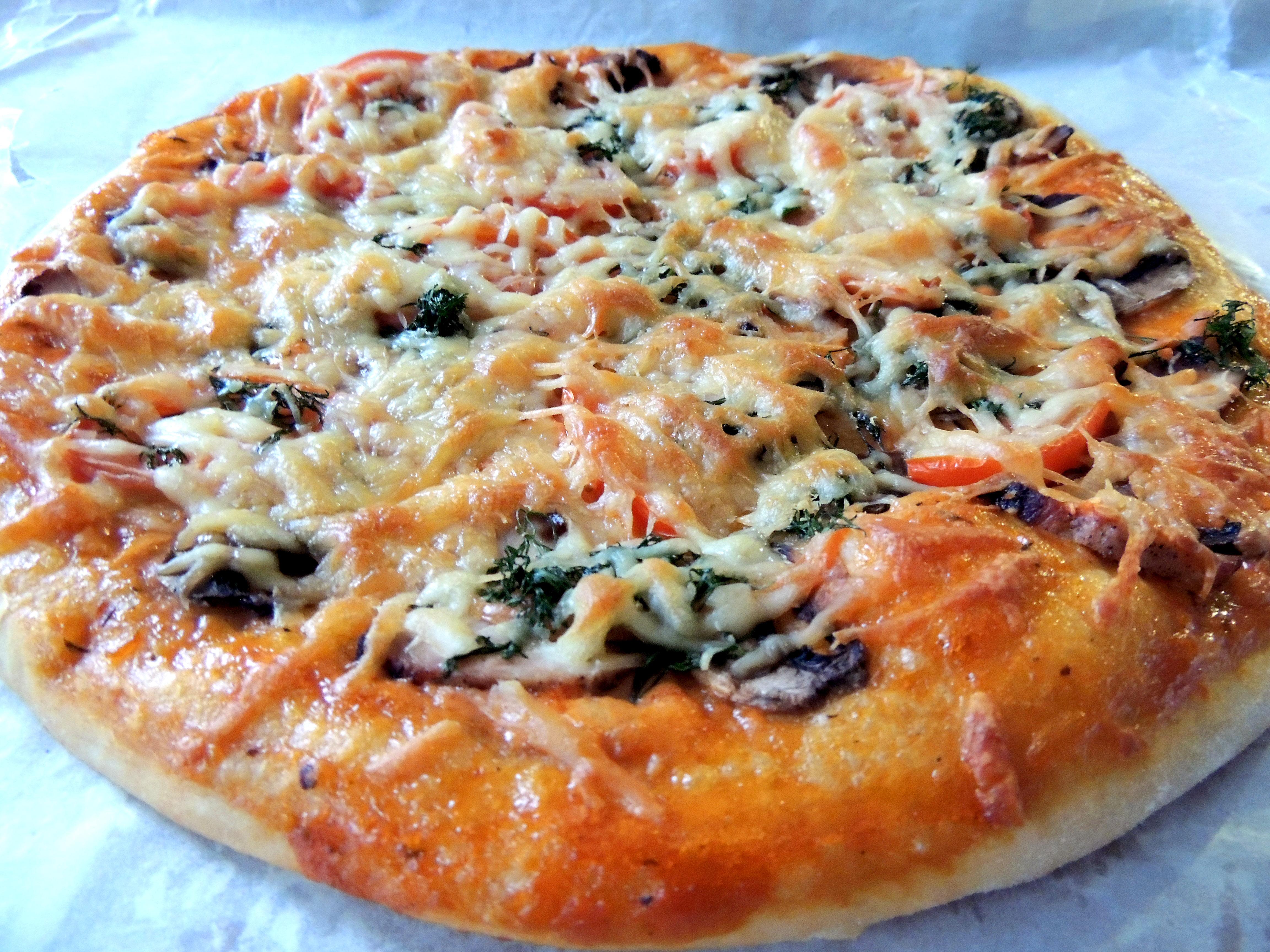 лучшее тесто для пиццы рецепт с фото брёл первую пару