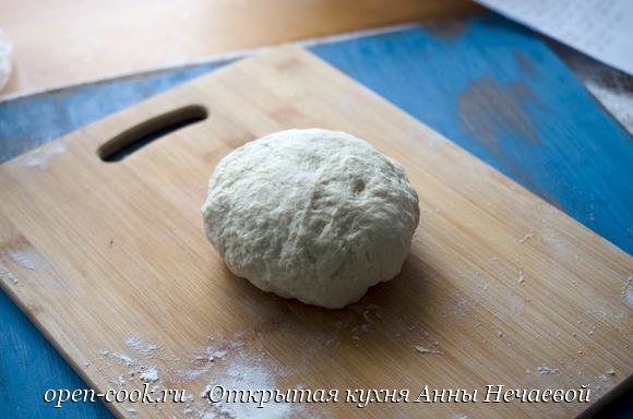 Базиликовый хлеб