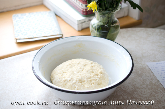 Итальянские пасхальные булочки